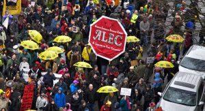 ALEC-Protest